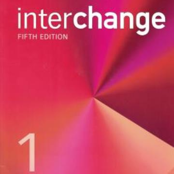 Interchange 1 Student´s Book With Online Self-study - 5th Ed