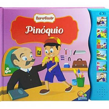 Pinóquio (Coleção: Ler e ouvir)