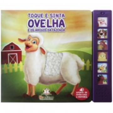 Toque e sinta: Ovelha e os amigos da fazenda