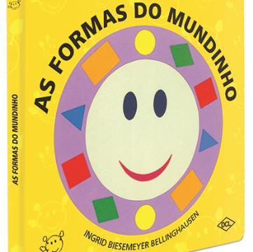 AS FORMAS DO MUNDINHO – MEUS PRIMEIROS MUNDINHOS (CARTONADO)