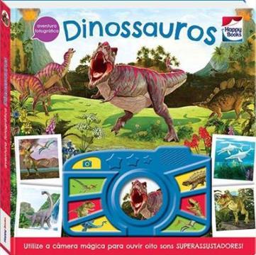 Aventura fotográfica: Dinossauros