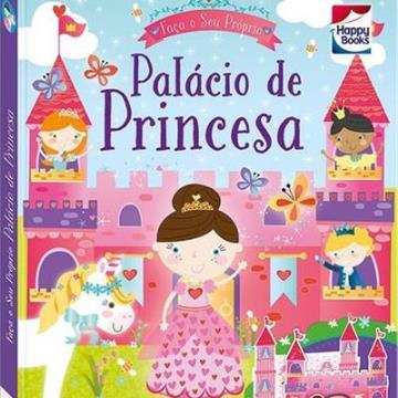 Faça e Brinque: Palácio de Princesa