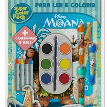 Super Color Pack - Moana (DCL - Disney)