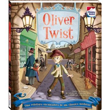Happy Books- Aventuras Clássicas: Oliver Twist