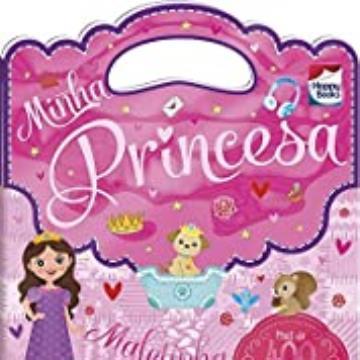HAPPY BOOKS -maletinha fashion, Minha princesa