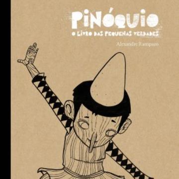 Pinóquio - O Livro das Pequenas Verdades