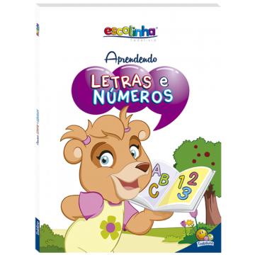 Aprendendo letras e números