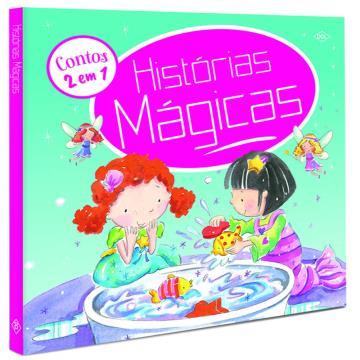 Histórias Mágicas - Contos 2 em 1