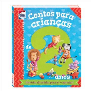 Happy Books contos para crianças de 2 anos