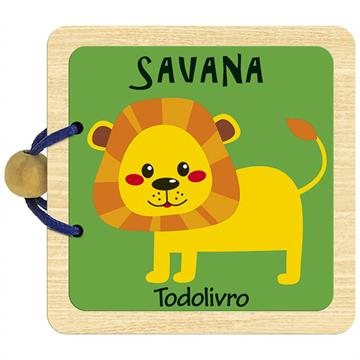 Já Sei Falar! Savana