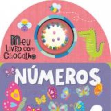 Meu livro com chocalhos - Números