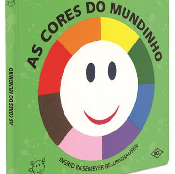 AS CORES DO MUNDINHO – MEUS PRIMEIROS MUNDINHOS (CARTONADO)