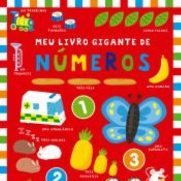 Meu livro gigante de Números