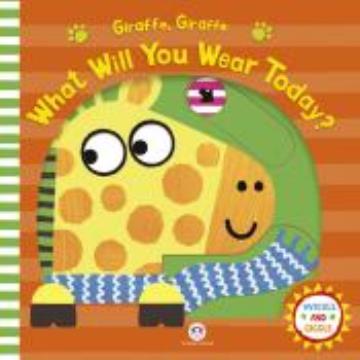 Giraffe, Giraffe, what will you wear today?