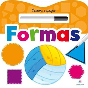 Escreva e apague: Formas