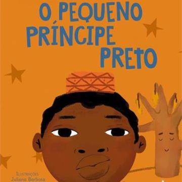 O Pequeno Príncipe preto