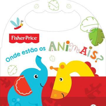Fisher Price - Onde estão os animais?