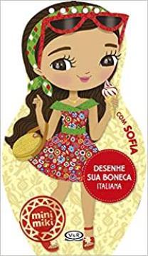 Vergara e Riba - Desenhe sua boneca italiana