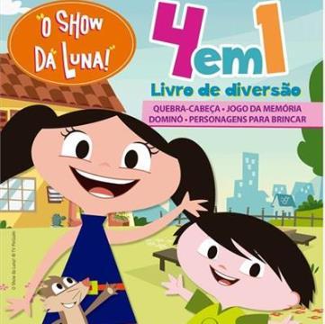 O Show da Luna: 4 em 1