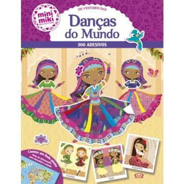 Vestidos das danças do mundo