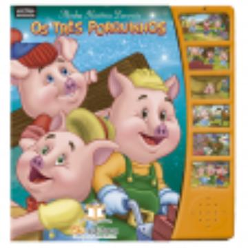 Minha história favorita Os três porquinhos