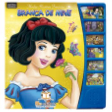 Blu Editora: Branca de neve ( Coleção Minha história Favorita)