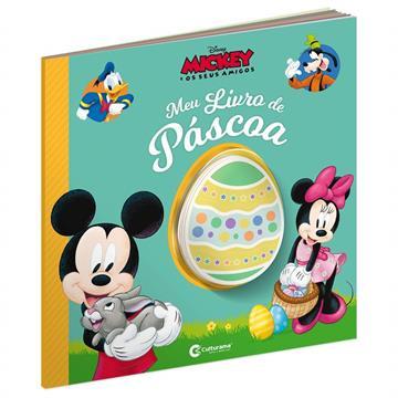 MEU LIVRO DE PÁSCOA: Mickey