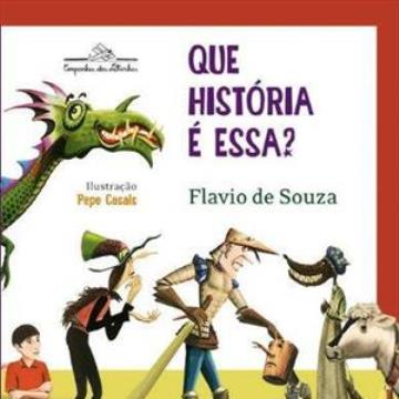 QUE HISTÓRIA E ESSA? Vol 1