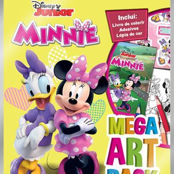 Mega Art Pack - Minnie (DCL-Disney)