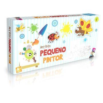 Art Kids: Pequeno Pintor (Kit com cavalete)