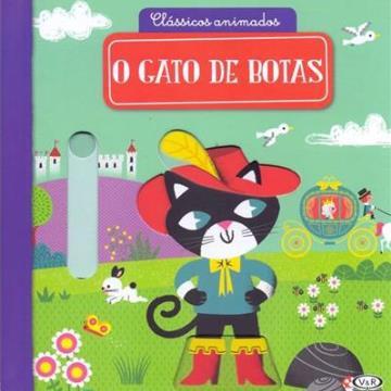 Clássicos animados: Gato de Botas