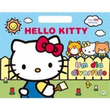 Megabloco: Hello Kitty - Um dia divertido