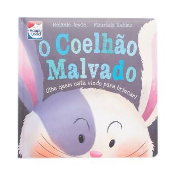 Happy Books - Coelhão malvado