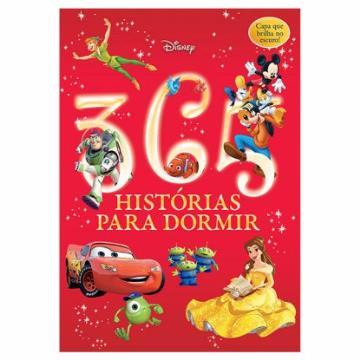 365 HISTÓRIAS PARA DORMIR – CAPA BRILHA NO ESCURO! VOL 3