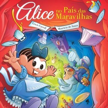 Turma da Mônica: Alice no País das Maravilhas