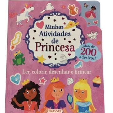 Minhas atividades: de Princesa