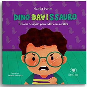 Dino Davissauro + Roda dos Sentimentos - Coleção Conto com Você