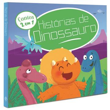 HISTÓRIA DE DINOSSAUROS – CONTOS 2 EM 1