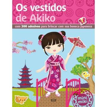 Os Vestidos de Akiko (V&R)