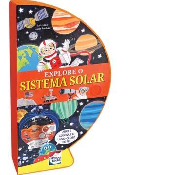 Livro Globo: Explore o sistema Solar
