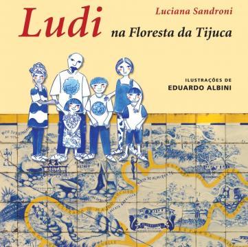 Brinque book - Ludi na floresta da Tijuca