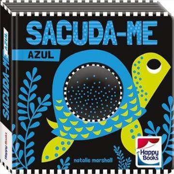 SACUDA-ME: AZUL