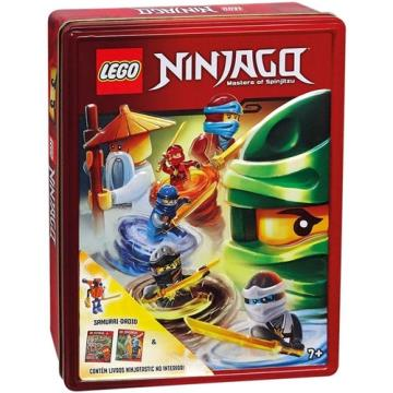 Happy Books - LEGO Ninjago: Masters of Spinjutzu BOX