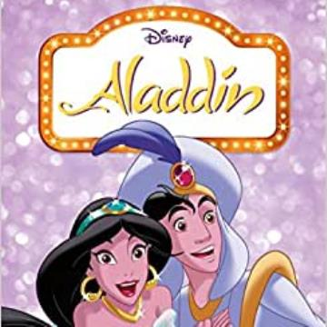 Aladdin (Coleção: Disney Pipoca)