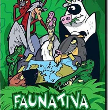 Faunativa - uma aventura animal