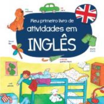 Ciranda Cultural - Meu primeiro livro de atividades em inglês