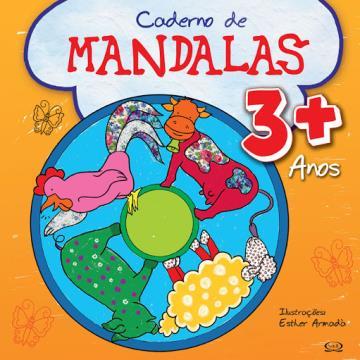 Caderno de Mandalas 3+ anos