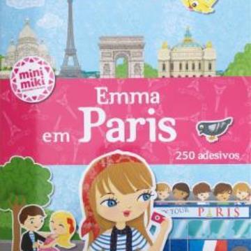 Emma em Paris (Coleção minimiki)
