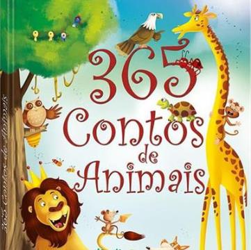 Happy Books - 365 contos de Animais