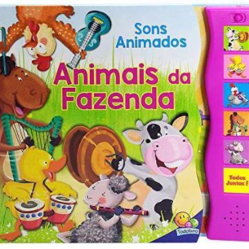 Sons animados: Animais da fazenda